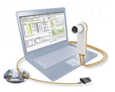 Espirómetro Portatil Digital