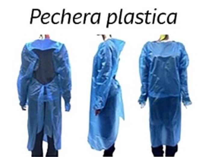 Pechera Plástica