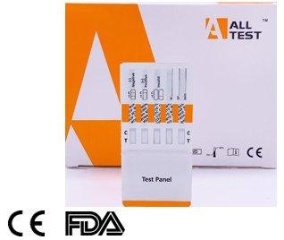 test drogas en orina